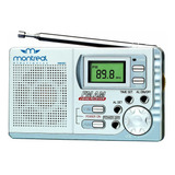 Radio Am/fm Montreal Portatil A Pila (mlr001) Envio Gratis