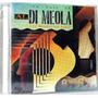 Cd Al Di Meola - The Best Of The Manhattan Years Original