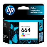 Cartuchos Hp 664 Negro O Color Para  2135 3635 4675 C/u