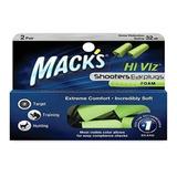 Tapones Para Oídos, Protección Macks 32db