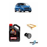 Service Programado + Aceite 15k De Ford Fiesta Kinetic 1.6