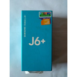 Caja Vacia Samsung Galaxy J6+, Sin Manual (3)