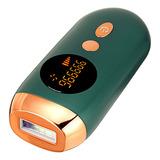 [home] Máquina De Depilación Verde Ipl Depiladora Láser Sin