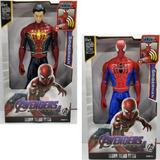 Spiderman, Hulk, Capitan America, Figuras Con Sonido