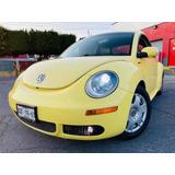 Volkswagen Beetle 2.0 S  At 2006 Autos Usados Puebal
