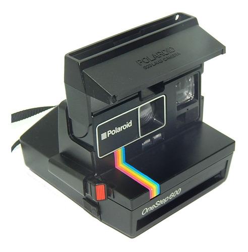 Camara Polaroid One Step 600. Funcionando Correctamente