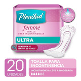 Plenitud Toalla Ultra Femme X 20