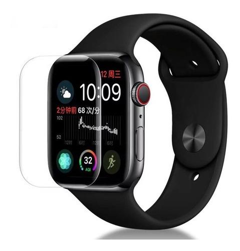Film Hidrogel Protector Apple Watch Todos Los Modelos X3