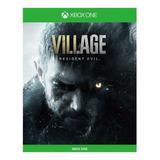 Resident Evil Village Standard Edition Capcom Xbox One Físico