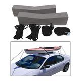 Soporte Auto Techo Kayak Canoa Tabla Surf Barras Racks