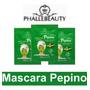 Kit Com 3 Sachês De Máscara Facial Pepino - Phállebeauty Original