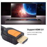 5 X 4k/60hz A 2.0 Cable Hdr Para Notebook/tv/lcd/proje