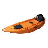 Kayak Poseidon 180 Kg 1 O 2 Personas + Remo Stock Disponible