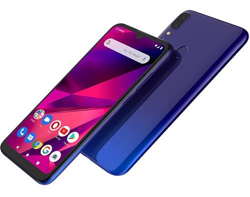 Smartphone G60 Blu Dual Sim Octa Core 3gb +64gb 13mp 6.1  Hd