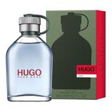 Hugo Cantimplora Hombre 125ml Edt  Silk Perfumes Original