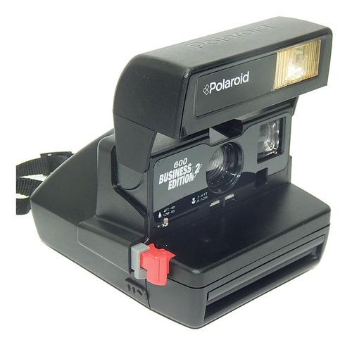 Camara Polaroid 600 Business Edition 2. Funcionando Correcto