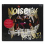 Cd Noisettes - Whats The Time Mr Wolf - Digipack Import Usa Original