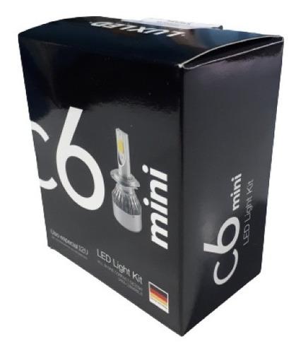 Kit Cree Led C6 Mini Sin Cooler! Nuevo Lanzamiento