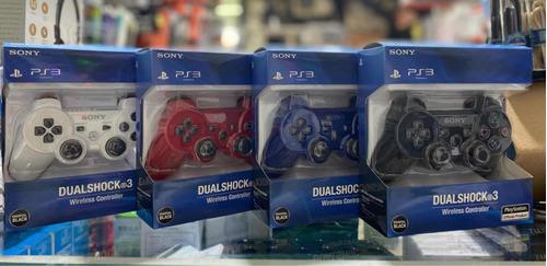 Joystick Sony Ps3 Original De Colores Inalam+cable S/cargo