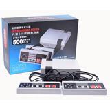 Consola De Video Juegos Retro Classic Con 500 Juegos Integr