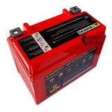 Batería Gel 12n5 Bs Fz16 Ray Z Ybr125 Xtz125 Invicta At 110