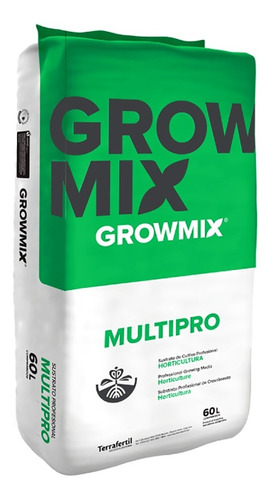 Sustrato Growmix Multipro 80lts - Cultivo - Ramos Grow -