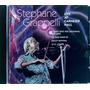 Cd Sephane Grappelli - Live Carnegie Hall - Importado Novo Original