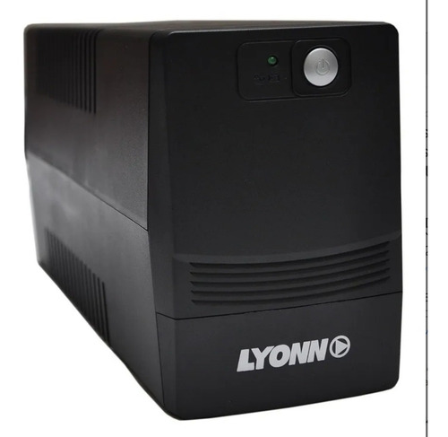 Ups Estabilizador Tension Pc  Lyonn 500