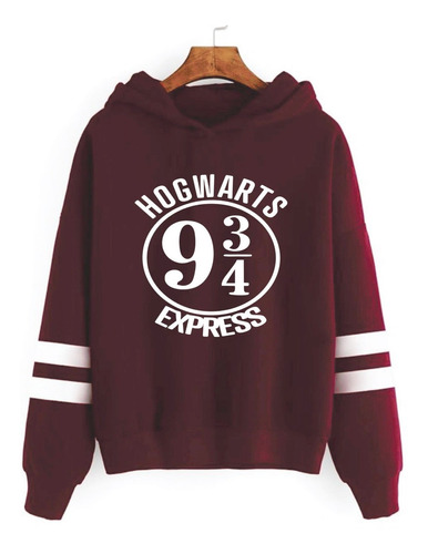 Buzo Harry Potter Hogwarts 9 3/4 Express Aesthetic