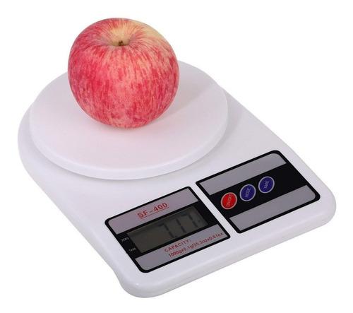 Pesa Cocina Pesa Para Alimentos Balanza Cocina Digital 10kg