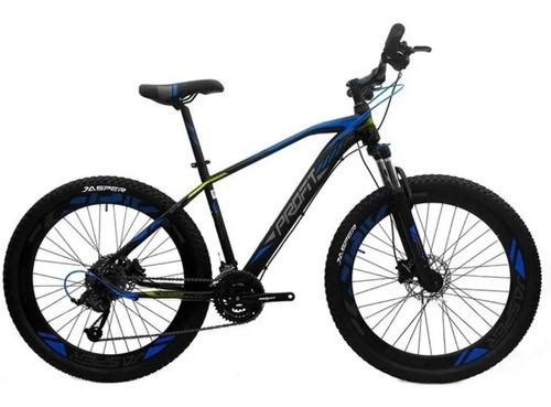Bicicleta Profit Jasper 9vel Bloqueo Freno Disco  Microshift
