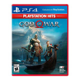 God Of War Formato Físico Ps4 Playstation Hits Original