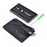 Carry Disk Hdd Externo Sata 2.5 Con Usb 3.0 Model: 2537 M