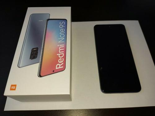 Xiaomi Redmi Note 9s 6gb Ram 128gb +cristal *oferta 3 Dispo*
