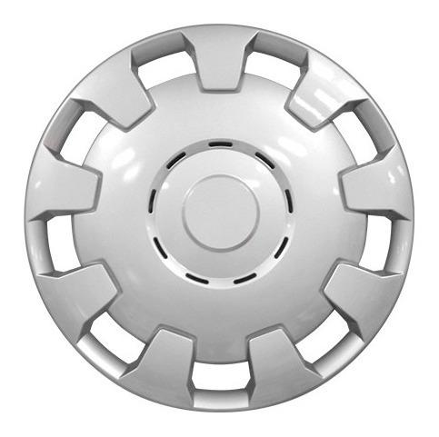 Tapas De Rueda 13  Silver  V123-ss-13