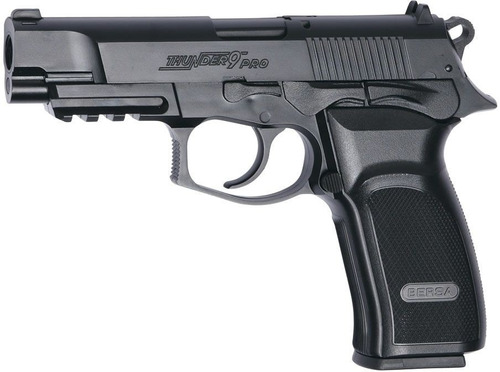 Pistola Asg Bersa Thunder 9 Pro 4,5mm +10 Co2 + 1500 Balines
