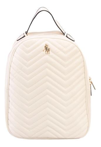 Backpack  Polo Diseño Capitonado