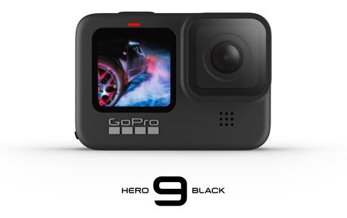 Cámara Deportiva Gopro Hero 9 Black - Tienda Oficial