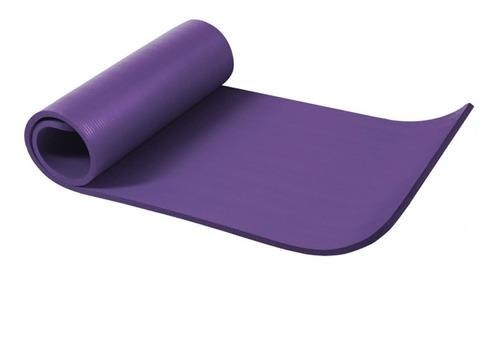 Colchoneta Yoga Abdominales Pilates 10mm Reforzada Tcweb