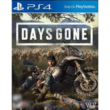 Days Gone Ps4 Digital En Español  |  Garantia Estreno Mundial Tenelo Ya 2°  |