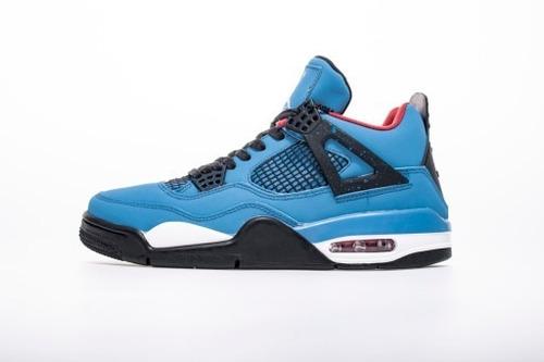 Nike Air Jordan 4 Houston Oilers 308497-406