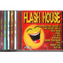 Cd S O Melhor Do Flash House Vol. 1, 2, 3,4, 5 E 6 Original
