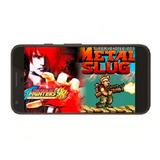 29 Juegos King Of Fighters Y Metal Slug Para Celular Android