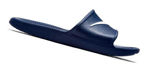 Sandalia Nike Kawa Shower - Azul