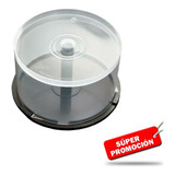 Estuche O Caja Para Dvd's X50