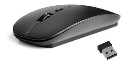 Mouse Inalámbrico Ultra Delgado 2.4ghz Portátil Todo En Uno