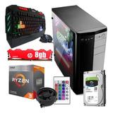 Pc Gamer Ryzen 3 3200g 8gb Ram 1tb Hdd Placa Video Vega 8 Rx