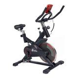 Bicicleta Fija Centurfit Mkz-7702-13kgs Para Spinning Negra