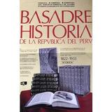 Colección Libros De Historia Basadre Nueva