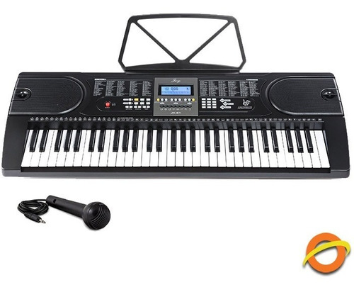 Teclado Musical Organo Piano Teclas Timbres Musica Modos